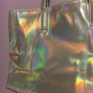 Ulta Beauty Bags - Reflective Rainbow Bag